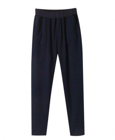 Pure Color Sports Pants