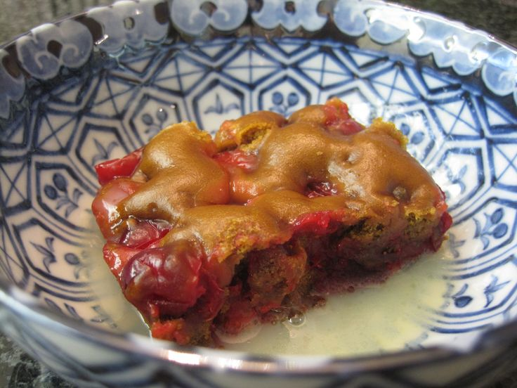 I was first introduced to this traditional Christmas dessert at a craft show where I sampled Cranberry Creek Baking Co.'s cranberry pudding. I immediately fell in love with it, because it is dense...