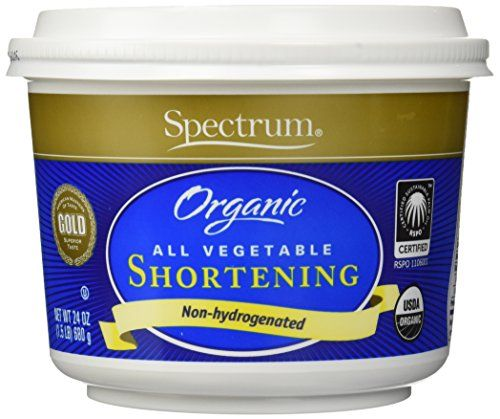 Spectrum All Vegetable Shortening At Whole Foods