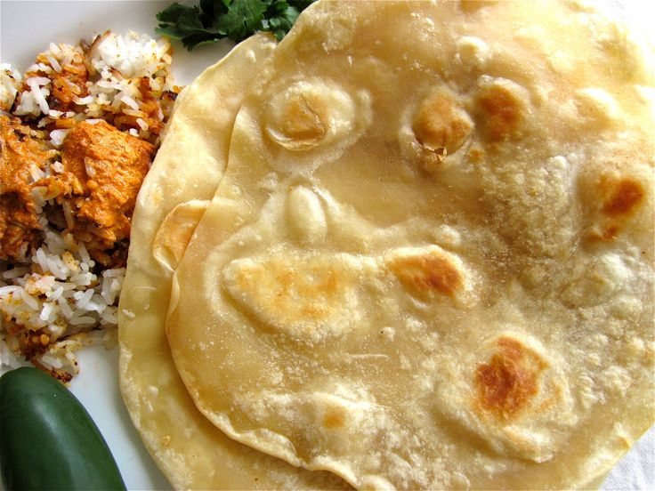 Roti (Buttery Indian Flatbread) - The Food Charlatan