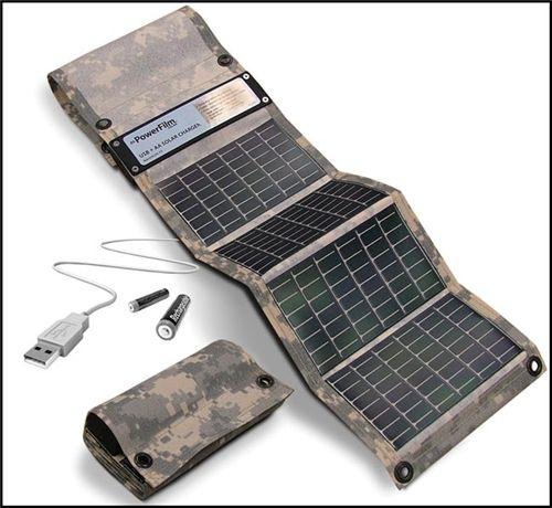 GoalZero Nomad 13.5w/12V Solar charger