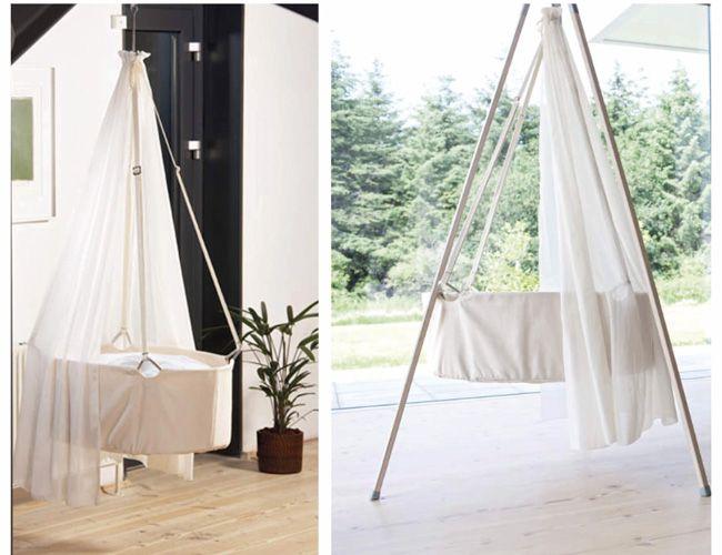 LEANDER wieg matras en plafondhaak (Leander) - Leander - Meubels - Webshop - Baby de Luxe