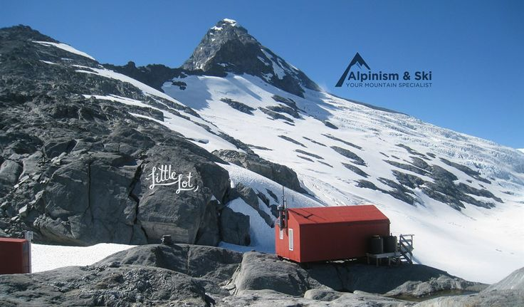Little Lot | Mt Aspiring with Colin Todd Hut from Alpinism & Ski