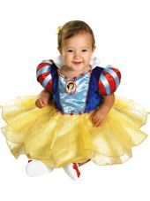 Baby Snow White Costume-Party City