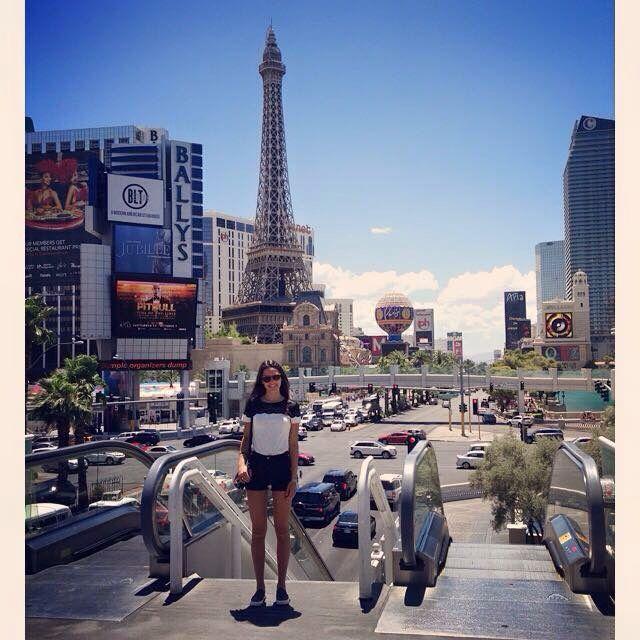 Las Vegas, July 2015 #lasvegas #desert #usa #entertainment #besthotels #europeinamerica #emotions #travel #ontheroad #nevada