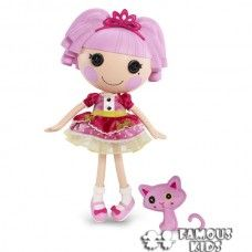 Lalaloopsy Papusa moale cu pisica