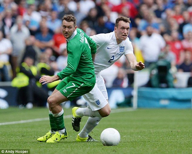 England manager Gareth Southgate will be taking interest in Jones's return to form