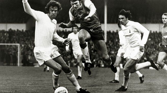 During the 1973–74 English football season, Tottenham Hotspur competed in the Football League First Division.