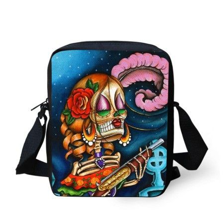 Crossbody Skull Messenger Bags (Many Styles)