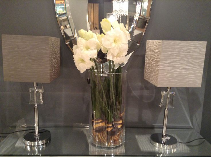 Silk flowers in gel resin that look and feel absolutely real. In-store www.isabelina.co.za