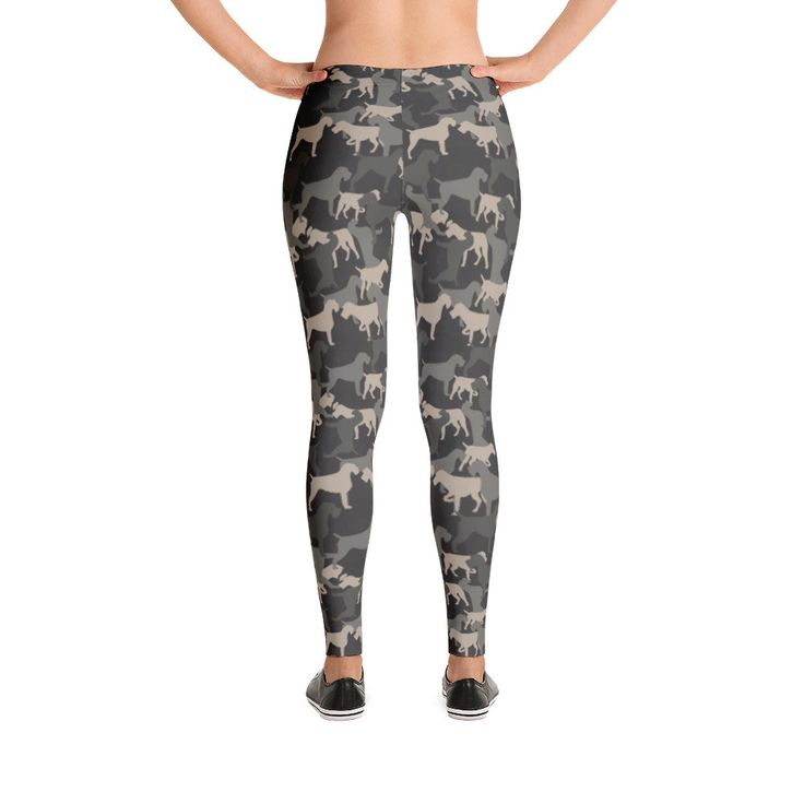 CAMO NEUTRAL leggings