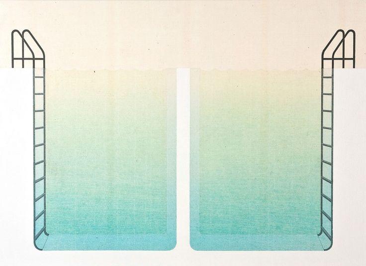 Kristen Martincic: Pool Series