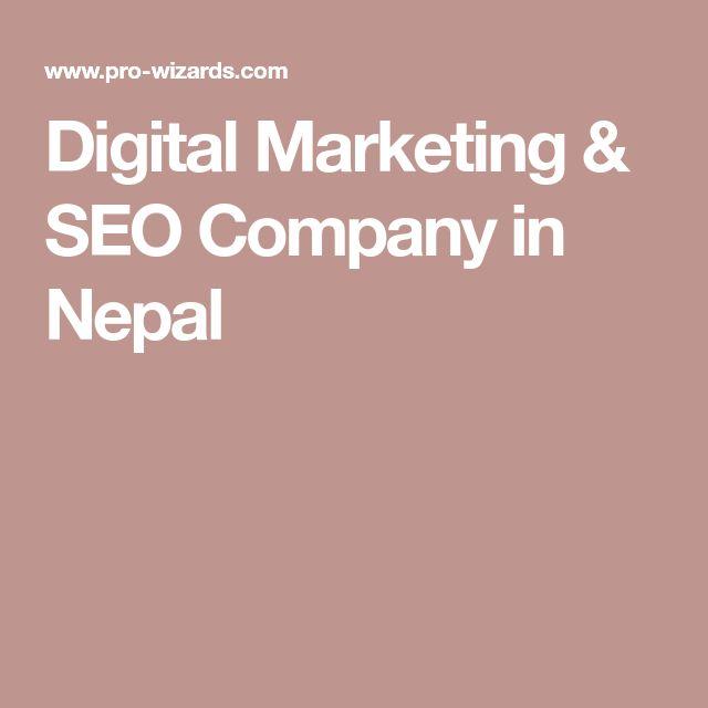 Digital Marketing & SEO Company in Nepal