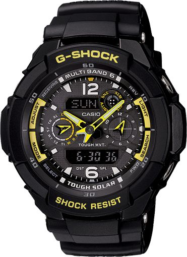 Casio G Shock GW3500B-1A  $260 on g-shock.com
