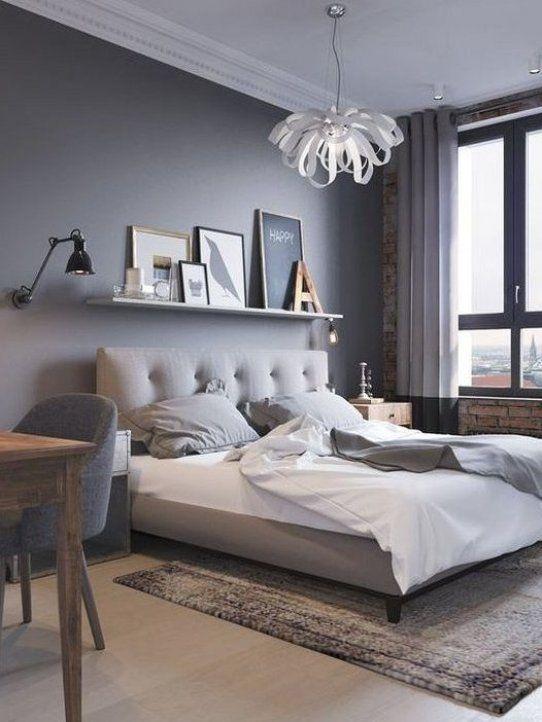 20 minimalistische graue Teenager-M dchen Schlafzimmer ...