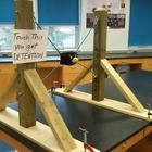 Check out this awesome projectile motion lab with an Angry Birds tie in! Sure to get your students excited about physics!