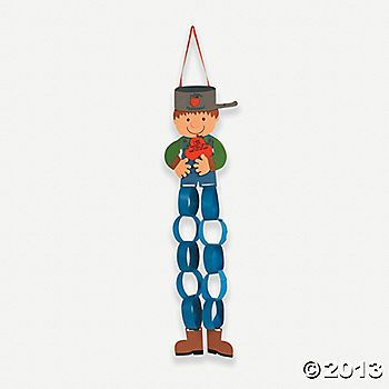Loopy Leg Johnny Appleseed Sign Craft Kit