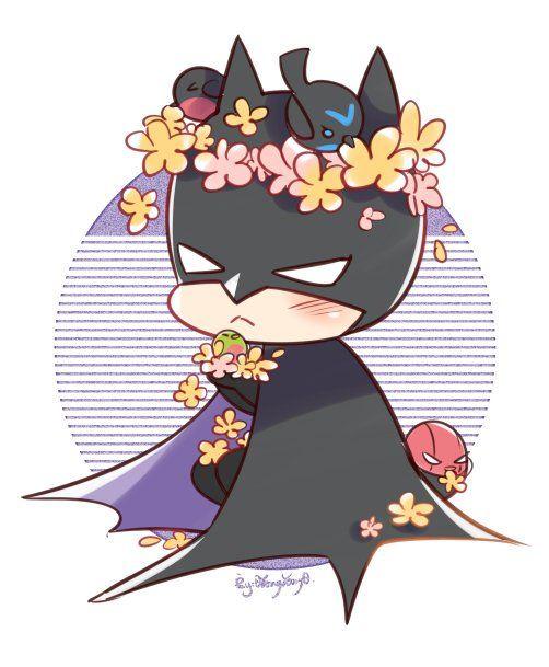 Bruce Wayne - Twitter 0yongyong0