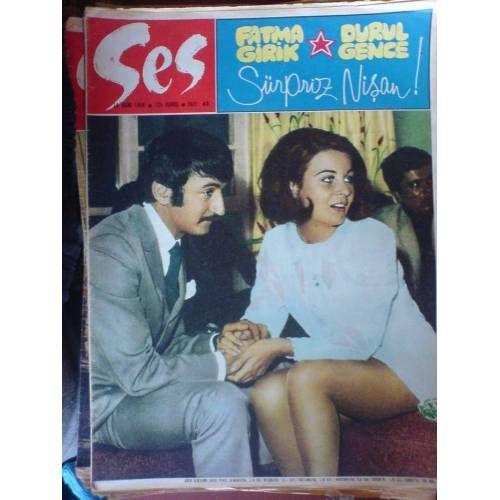 SES 43 19 EKİM 1968 FATMA GİRİK*DURUL GENCE