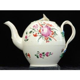 Teapot: barrel shape C1775