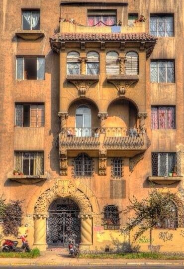 Edificio Merced #268, Santiago (1928) Picture by @BarrioLastarria