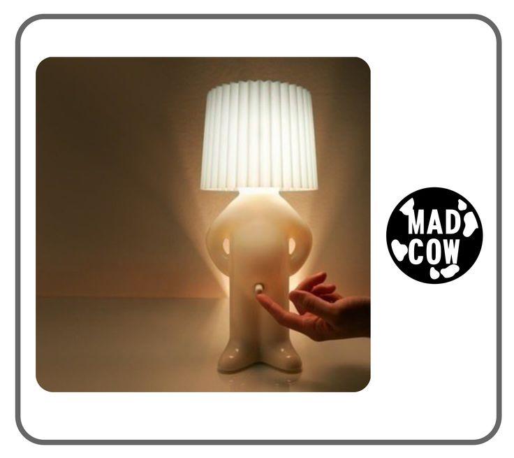 Pichi Lamp! #lampara #lamp #hombrecito #desnudo #naked #diseño #
