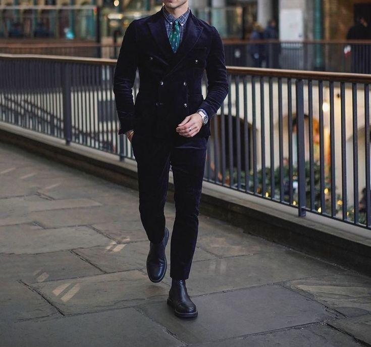 Dressing like a true gentleman dapper style stylish men