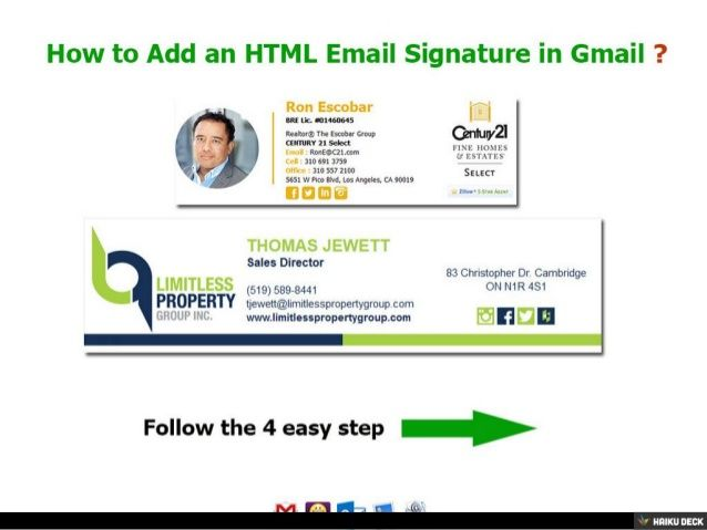 33 best email signatures images on Pinterest