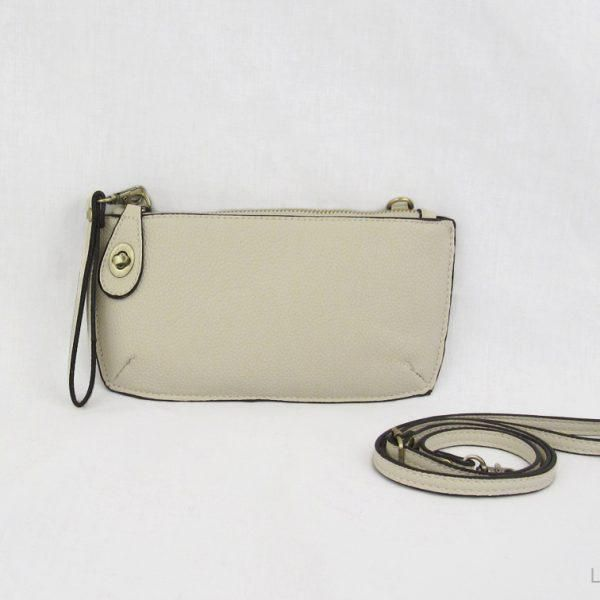 Crossbody Wristlet Clutch - OTHER COLORS AVAILABLE