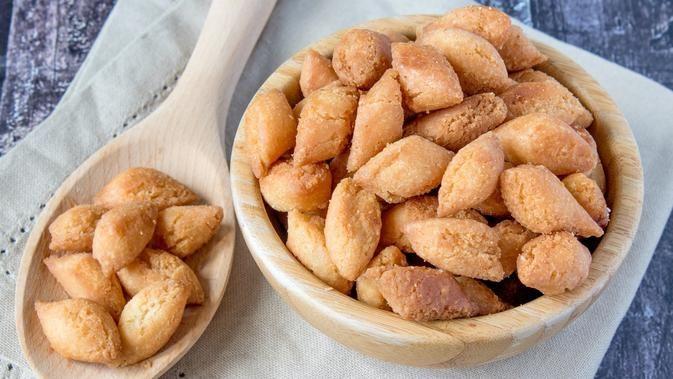 Resep Biji Ketapang Renyah Cocok Untuk Kue Lebaran Resep Resep Makanan Kue Lebar