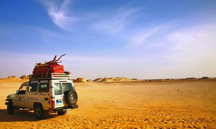 Extreme Sports Tourism In Egypt: An Adventure You Won't Find In Museums