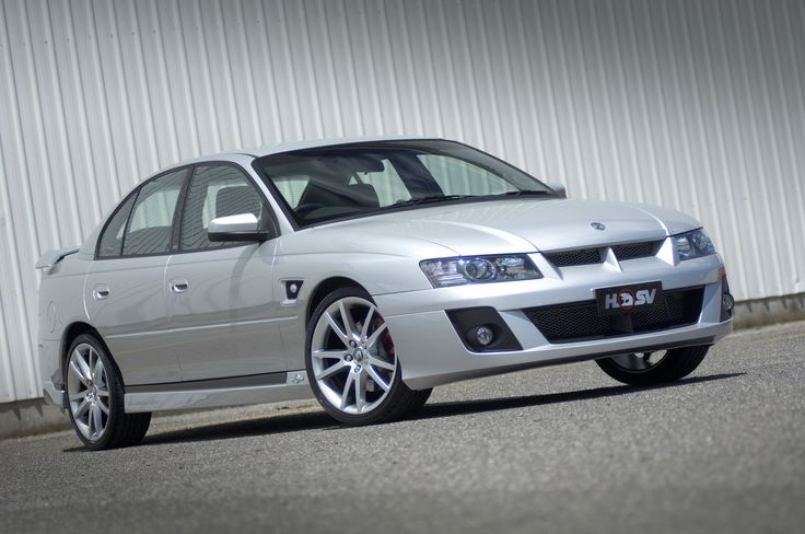 HSV VZ2 ClubSport R8. 297kW/530Nm.