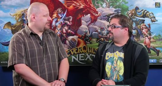 EverQuest Next's vampires will not sparkle