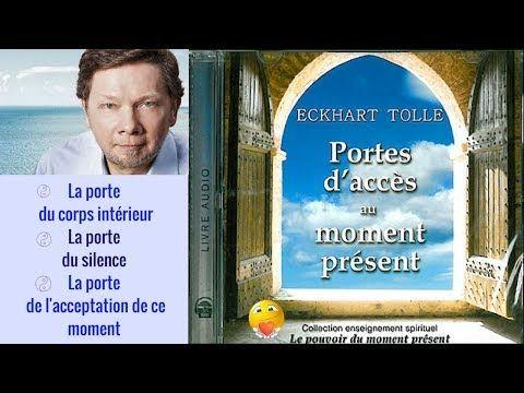 Eckhart Tolle - French - Livres audio - Collection plete en francais