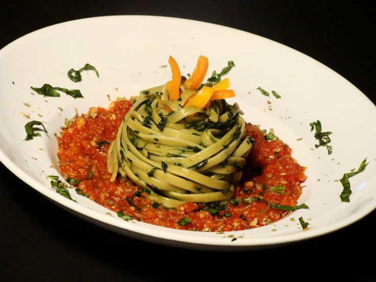 Posts related to Pasta Plating Distinctive Ideas