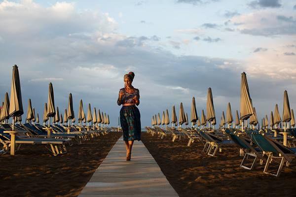 #raccontarimini #spiaggia #mare #estate