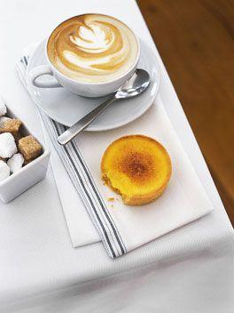 Matt Moran: Baked passionfruit tartlets - Gourmet Traveller