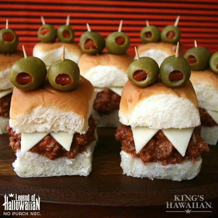 91 best Halloween snacks images by Linda Rae Cochrane on Pinterest - halloween entree ideas