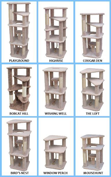 Plans To Make A Cat Tree. #cats #catscratchingpost