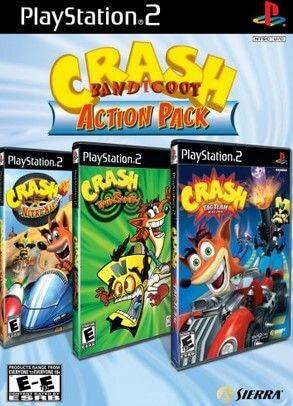 Crash Bandicoot Collection [PAL] [Español] PS2