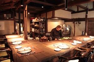 丹波篠山「ひわの蔵」|古民家を活用したフレンチレストラン