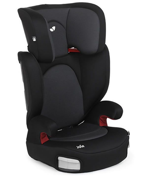 Brand new Joie Trillo group 2 3 Isofix Car Seat Earl Grey 15 - 36 kg 4 - 12 year