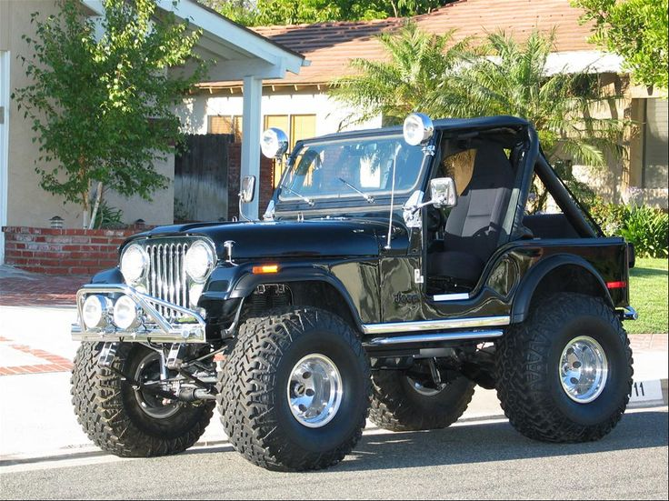 "Old+School+Mickey+Thompson+Wheels | 1980 Jeep CJ5 ""Gary's 1980 CJ5"" - Anaheim, CA owned by Pesner Page:1 ..."