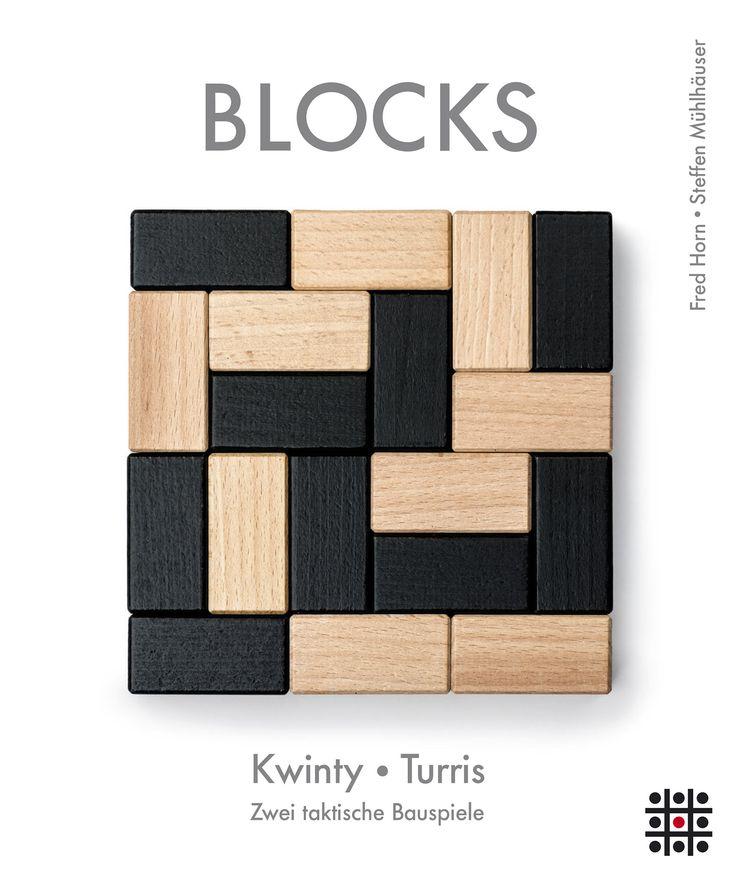 BLOCKS - das neue Spiel von Steffen-Spiele ist heute bei uns eigetroffen!  Puristisch und schön - ein Strategiespiel aus hellen und dunklen Bauklötzen weitere Infos: http://shop.spiel-und-klang.de/Spiele/Steffen-Spiele/Blocks.html