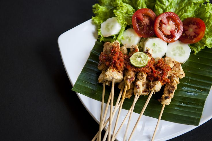 Sate Plecing - Homemade