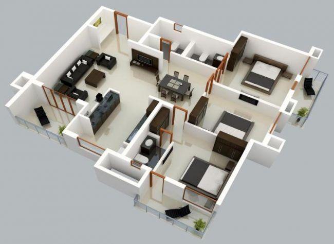 Free 3d Raumplaner Raumaufteilung Moblierung Zimmer Moblierung Design In 2020 Wohnungsgrundrisse Haus Grundriss 3d Raumplaner