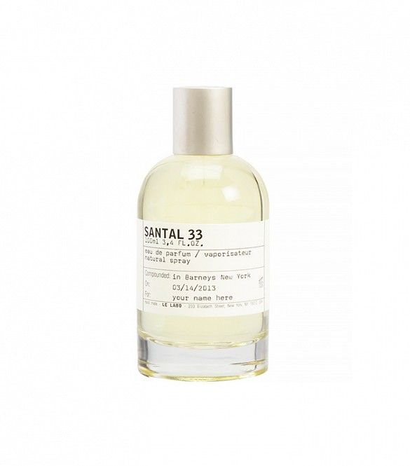 Sandalwood scent // Santal 33 by Le Labo