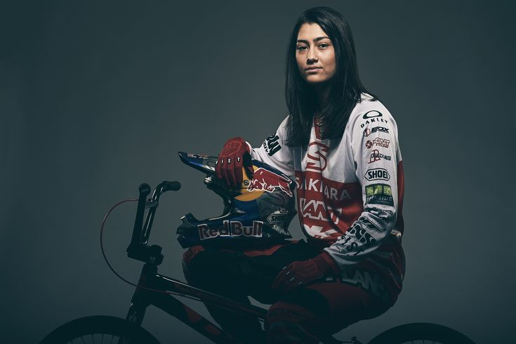 24/11/17: With her school days now behind her, Saya Sakakibara is ready - and hungry - for her step up to the elite BMX scene.
