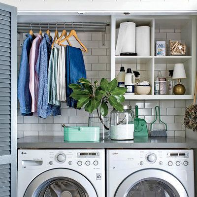 Step 4 to an Organized Home: Limit Your Laundry