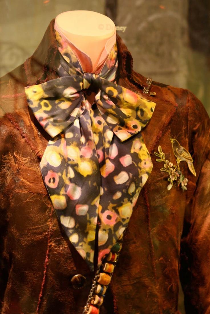 Strella & Style: Vestuario de película: Alicia en el País de las Maravillas de Tim Burton. Sombrerero Loco